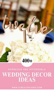 Handmade Centerpieces For Weddings by 246 Best Weddings Table Numbers Images On Pinterest