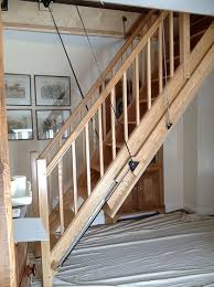 55 electric attic stairs electric attic ladder noir vilaine com