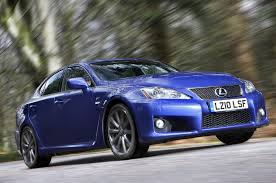 lexus isf blue lexus is f 2010 uk review autocar