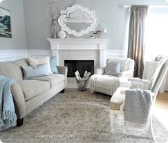 coastal living room calming colors paint in picture is a custom
