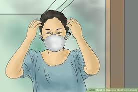 3 ways to remove mold from caulk wikihow