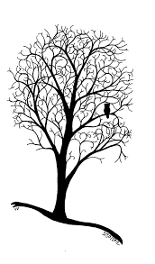 30 best owl in tree tattoo sketch images on pinterest tattoo