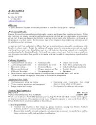 Sushi Chef Resume Example by Surprising Personal Chef Resume Sample 88 In Resume Templates Free