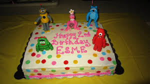 Yo Gabba Gabba Party Ideas by Yo Gabba Gabba Cake Ideas 28 Images Yo Gabba Gabba Cakes