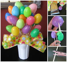 Easter Decorations Using Plastic Eggs by 43 Best Easter Images On Pinterest Easter Food Easter Recipes