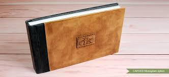 wooden photo album new from pictobooks fundy designer