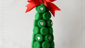 make a pretty recycled bottle cap christmas tree diy home