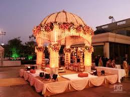 Mandap Decorations Wedding Decoration Mandap Outdoor