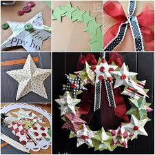 wonderful diy 3d paper wreath ornaments