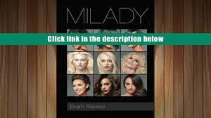read online exam review milady standard cosmetology 2016 milday