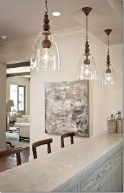 Glass Pendant Lights For Kitchen Island 258 Best Kitchen Lighting Images On Pinterest Pictures Of
