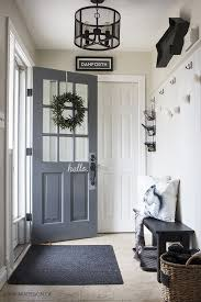 5 fantastic before and after front door makeovers front doors