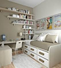 Maximize Space Small Bedroom by Small Bedroom Office Ideas Crafty Design Storage For Bedrooms To