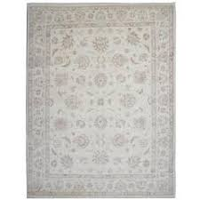 distressed overdyed vintage skull rug with unconventional design