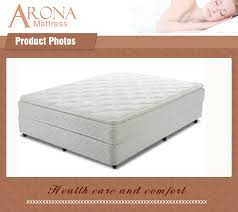 a style professional luxury two layers hotel down mattress hotel