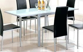 table de cuisine en verre pas cher table de cuisine e rallonge table de cuisine en verre avec rallonge