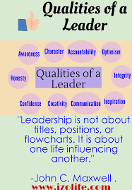 essay leadership qualities Qualities of a good leader essay Qualities of a good leader essay   Get Help From