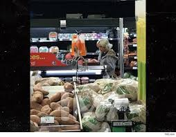gaga shops for thanksgiving at kroger in west virginia news