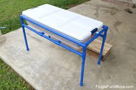 Pvc Patio Table Pvc Patio Furniture Parts Outdoor Goods