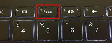 how to turn on keyboard light dell how to set your backlit keyboard to always on
