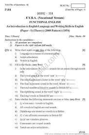 writing english papers functional english an introduction to english language and functional english an introduction to english language and writing skills in english 2008 pattern