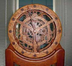 Wood Clocks Plans Download Free by 7 Free Wooden Gear Clock Plans For You Eccentric