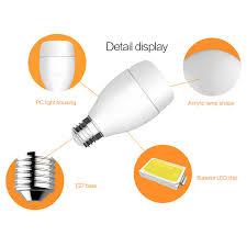 aliexpress com buy support echo wifi led light bulb 6w e27 240v