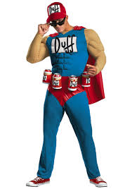 mens costumes men s duffman costume