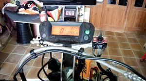 ktm 690 enduro r 2009 problems with speedometer youtube