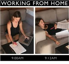 Working From Home Meme - working from home 912am 900am dank meme on sizzle