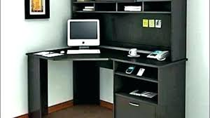 Bush L Shaped Desk With Hutch Bush L Shaped Desk Bush L Shaped Computer Desk With Hutch In