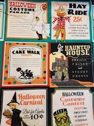 Halloween Cake Walk by Trick Or Treat Main Halloween Fabric In Teal By Penny Rose Fabrics