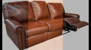 Leather Reclining Loveseat Costco Living Room Full Grain Leather Sofa Costco Reclining Couches For