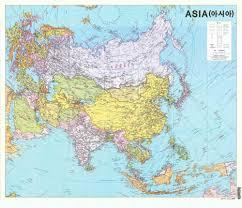 Map Of Nd Korean Map Of Asia Harvard University Asia Center