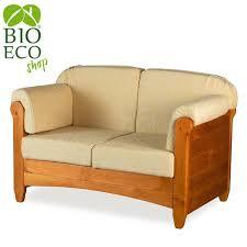 divanetto da cucina divano in pino due o tre posti bioeco il ven