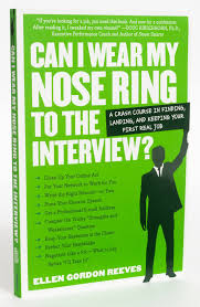 can i wear my nose ring to the interview u0027 guide book nordstrom