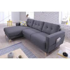 canape d angle gauche bobochic oslo canapé d angle gauche 225x147x86cm achat vente