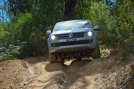 volkswagen amarok off road volkswagen amarok tdi420 is an off road 4x4 of the future