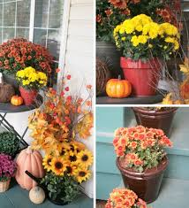 Fall Decorating Ideas For Front Porch - changing of seasons fall front porch satori design for living