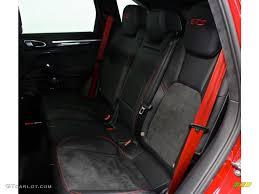 Porsche Cayenne Red Interior - 2013 carmine red porsche cayenne gts 75194442 photo 52