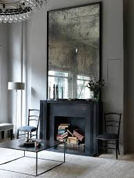 Decorative Living Room Mirrors by Best 25 Mantle Mirror Ideas On Pinterest Fireplace Mirror