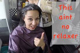 hair relaxer for asian hair follow me korean magic perm step by step 매직퍼머 단계 youtube