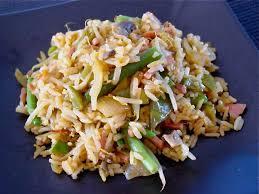 comment cuisiner les pousses de soja riz sauté aux chignons et pousses de soja graine de cardamome