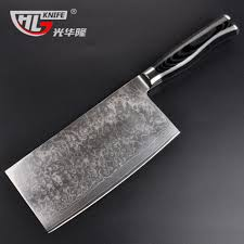 Japanese Steel Kitchen Knives Aliexpress Com Buy Ghl 7 Inches Damascus Japanese Knives