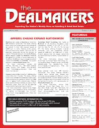 dealmakers magazine october 17 2014 by the dealmakers magazine
