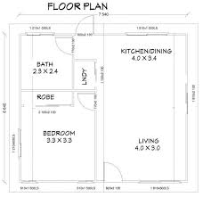 granny flat floor plan new one bedroom 50m2 granny flat brisbane granny flat floor