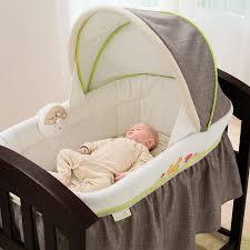 Summer Cradling Comfort Baby Bath Amazon Com Summer Infant Classic Comfort Wood Bassinet Fox And