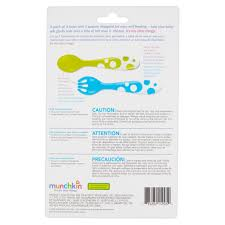 Munchkin Baby Gate Replacement Parts Munchkin Multi Forks U0026 Spoons 12 Months 6 Count Walmart Com