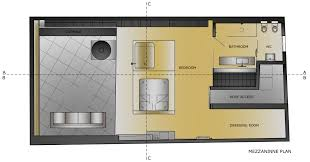 karakoy loft ofist archdaily floor plan idolza