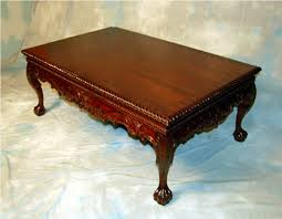 Antique Side Tables For Living Room Mahogany Coffee Table Living Room Dans Design Magz Antique